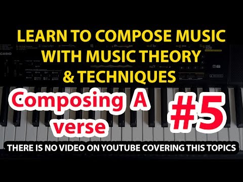 Applying melody and chords to lyrics | How to write/compose a bollywood song in Hindi