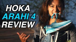 HOKA ARAHI 4 REVIEW | BEST SHO…