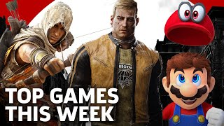 New Releases - Top Games Out This Week - October 22