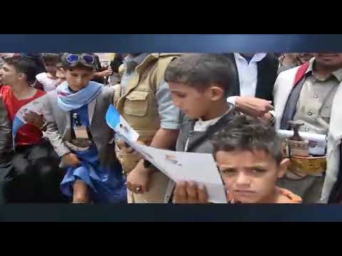 مهرجان المحافظات التوعوي حول مخاطر الكوليرا ..محافظات عمران - حجه - ذمار