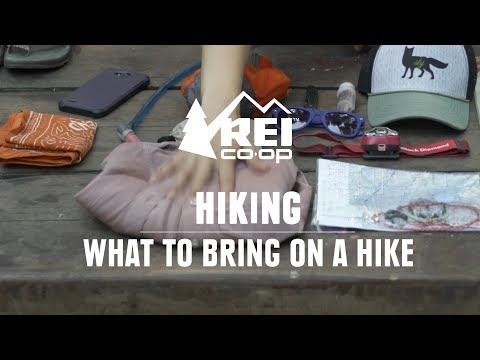 What To Bring On A Day Hike || REI