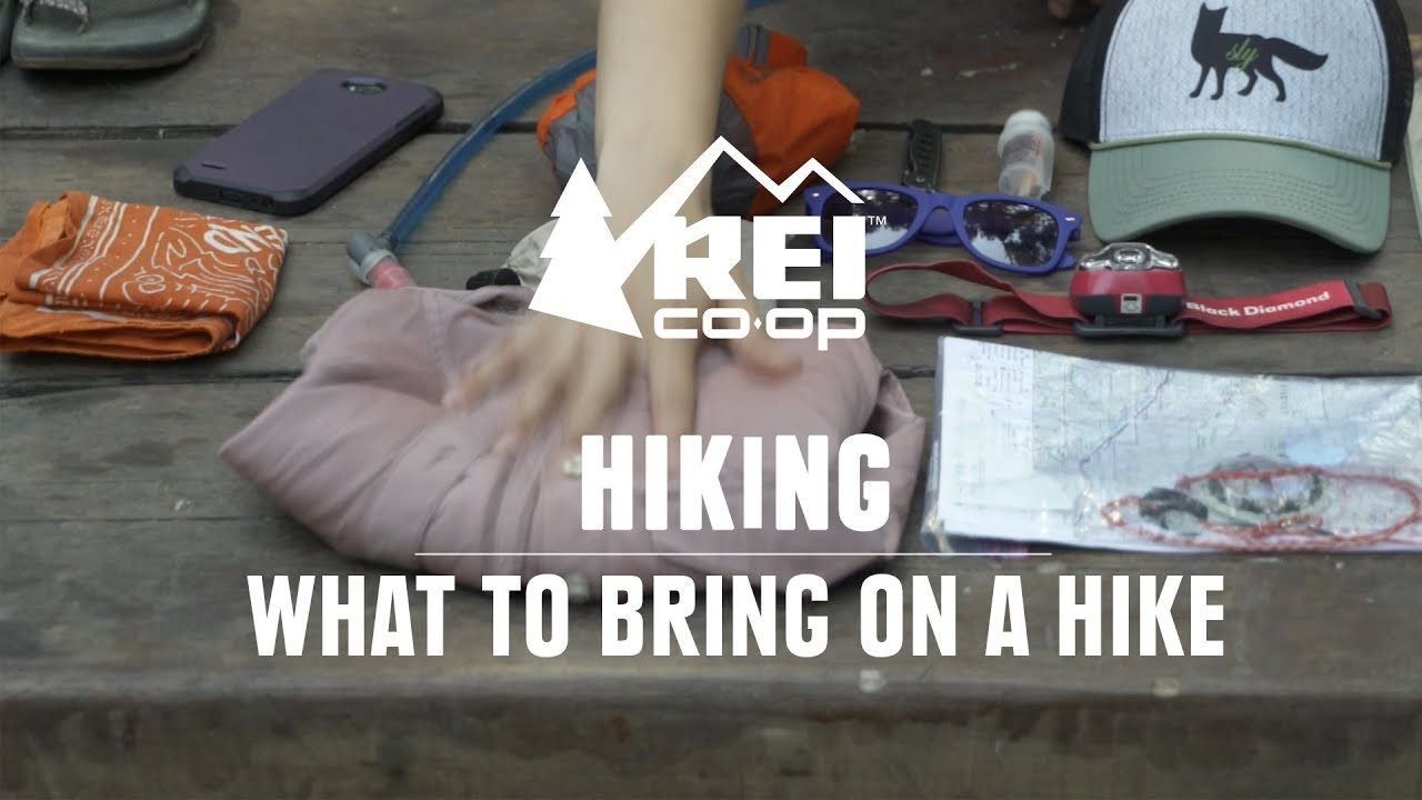 What to Bring on a Day Hike    REI