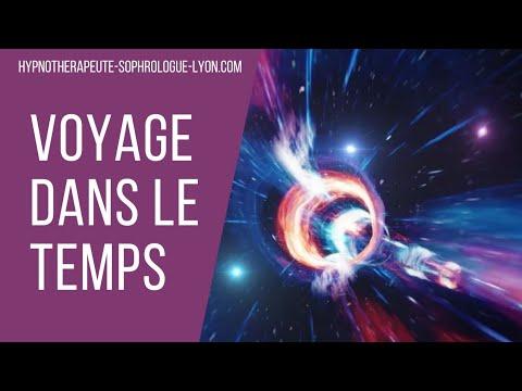 """Replay Hypno-Méditation """"Voyageons dans le Temps"""""""