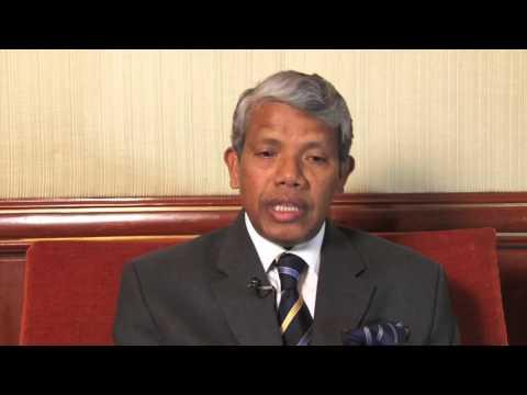 Interview with Mr. A.R. Ghanashyam, Ex. Indian Ambassador (Abuja, Nigeria)