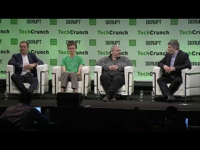 It's the Blockchain Panel