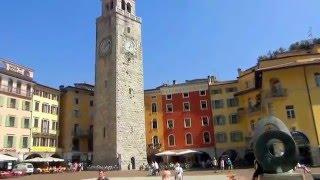 Riva del Garda e Torbole (Gardasee Garda Lake) la città intera - video&slide