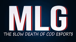 MLG: The Slow Death of COD eSports | COD Black Ops 2 98-3 COVE 5 Swarms