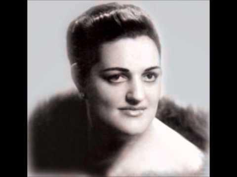 Anita Cerquetti - Casta diva (Norma)