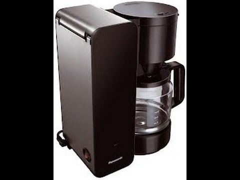 how to make filter coffee at home video