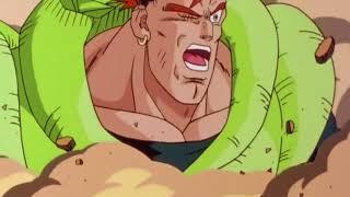 Dragon Ball Z Kai Episode 81 Clip Vegeta's Final Flash in 60 FPS (Kikuchi Score)