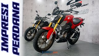 Tur Lengkap Honda All New CB150R StreetFire, Makin Sporty