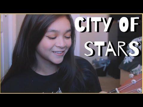 City of Stars (uke cover) camille santos
