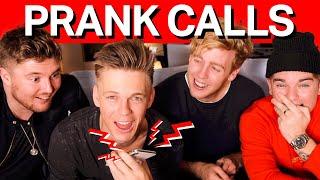 PRANK CALLING GIRLS ON DATING APPS ft. Jack, Josh & Mikey