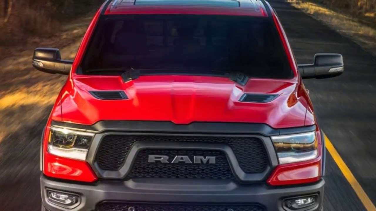 Must Watc 2019 Dodge Ram Srt Release Date Whether This