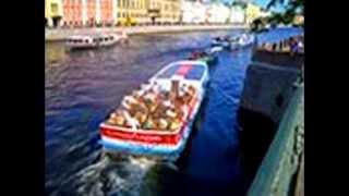 видео Водные экскурсии по рекам и каналам