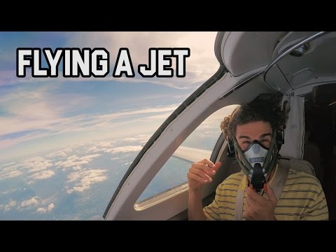Flying a Private Jet ** VLOG **
