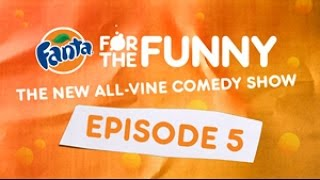 fanta for the funny episode 5 hot dog microphone