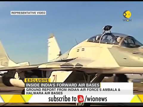 WION Exclusive: Inside India's Forward Air Bases