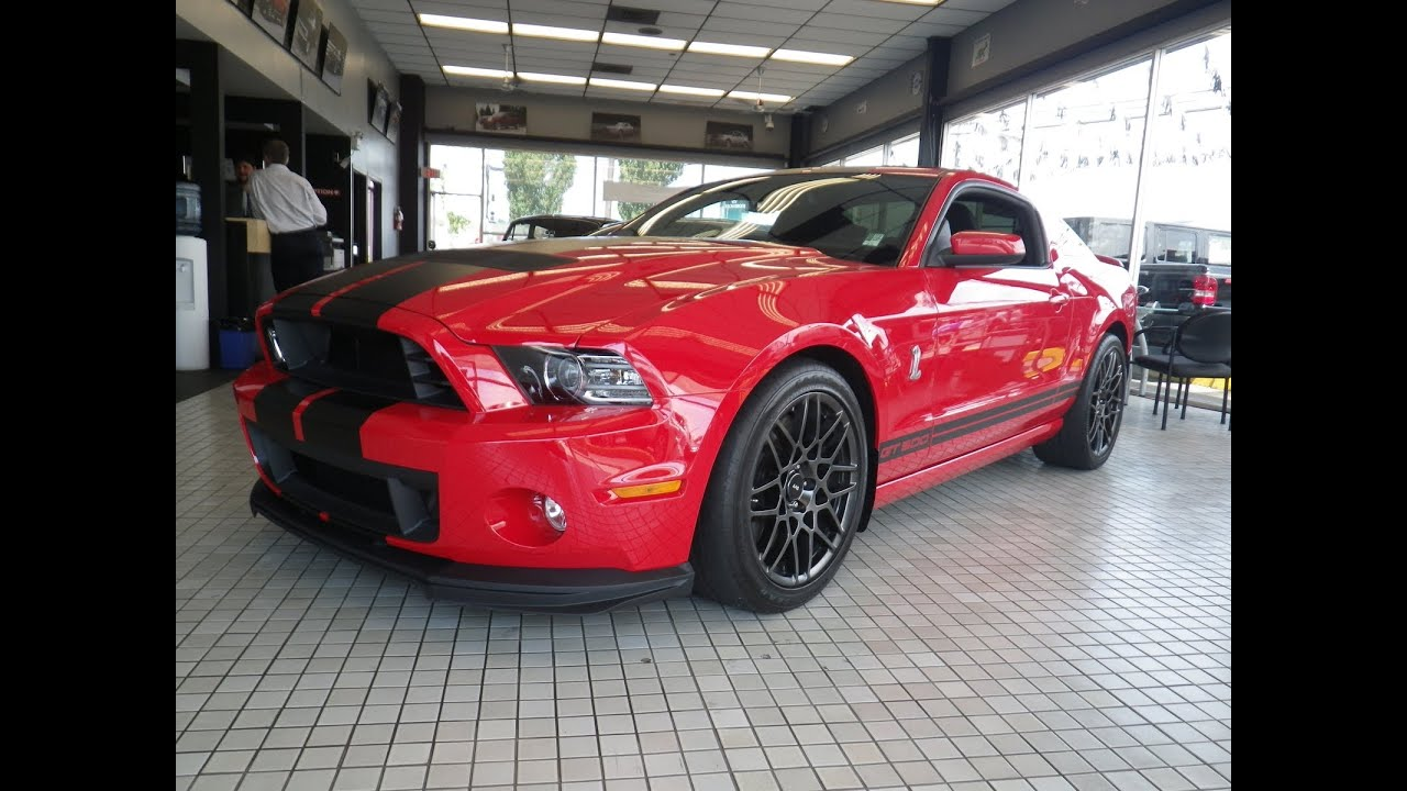 2014 Mustang Shelby Vancouver BC - Ford Shelby GT500 Mustang Coupe 6 ...