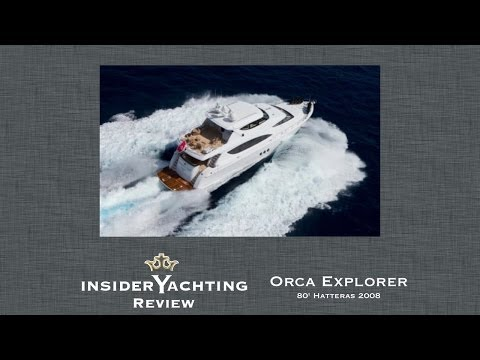 Motor Yacht Orca Explorer Review - 80