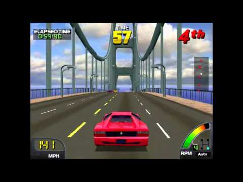 Cruis N Usa The Original Arcade Game Youtube