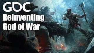 Reinventing God of War