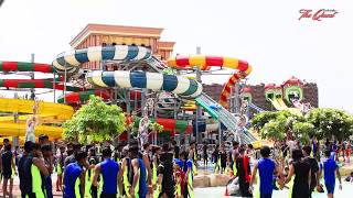 Blue World Theme Park KANPUR  lll A BEAUTIFUL VISIT PLACE IN INDIA ll Despacito ll