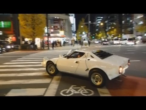 Ã�ンチア・ストラトス Ã�プリカ。 Replica Of Lancia Strato S Youtube