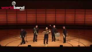 Boston Brass plays Blues for Ben @ World Band Festival Luzern 2015
