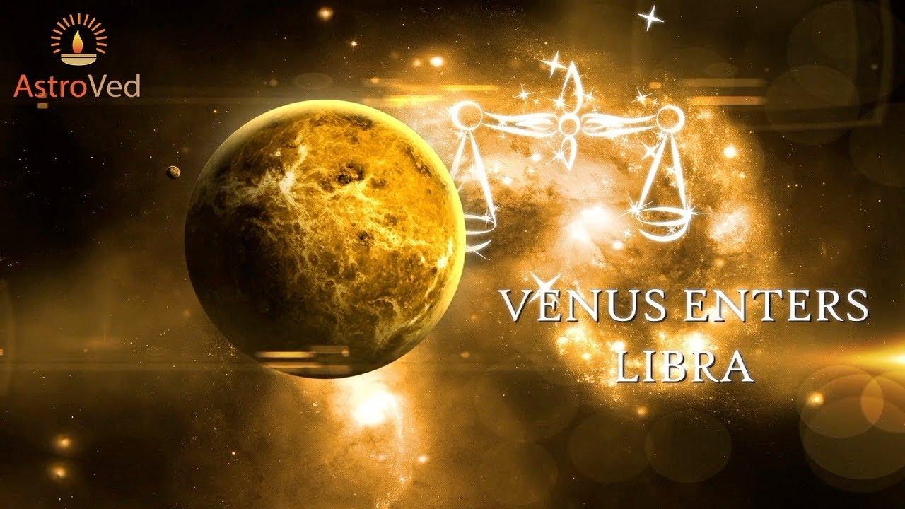 Venus in Libra: Love, Luxury & Relationships