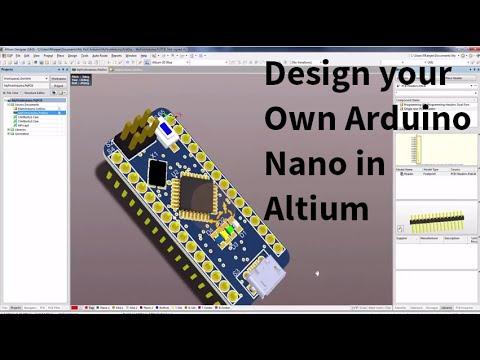 Creating your own Arduino in Altium Designer Course