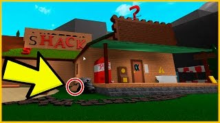 3 SECRETS HIDDEN IN GRAVITY FALLS - ROBLOX