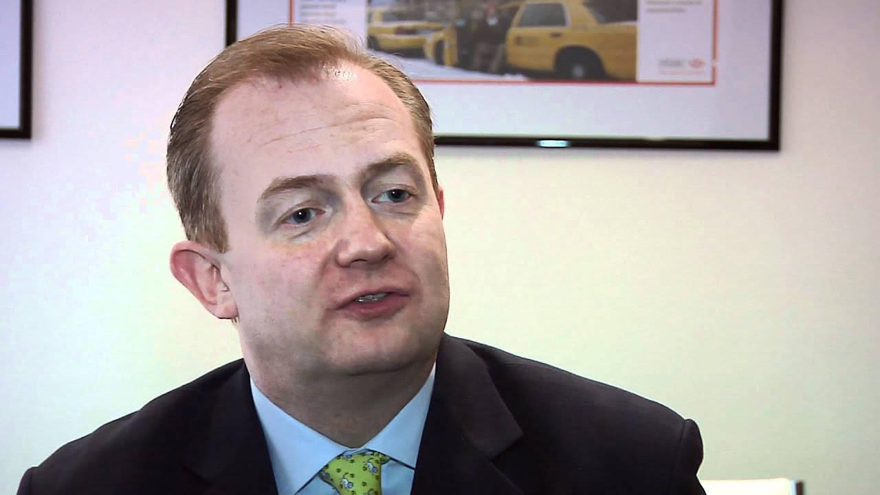 Geoff Lunt - HSBC Global Asset Management