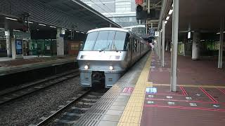 (1019)JR鹿児島本線 博多駅 にて 783系(特急にちりんシーガイア7号)の撮影