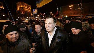 Georgiens Ex-Präsident und ukrainischer Oppositioneller Saakaschwili ist wieder frei