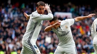 Sergio Ramos Beast ● Crazy Defensive Skills & Goals 2017 |HD|