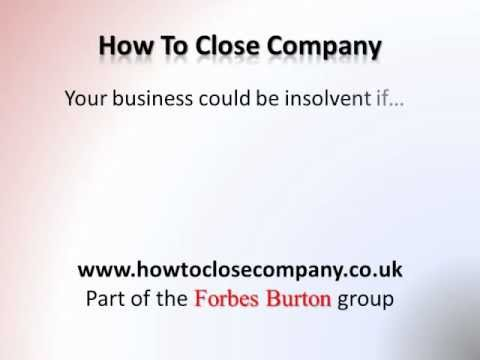 Is Your Business Insolvent?
