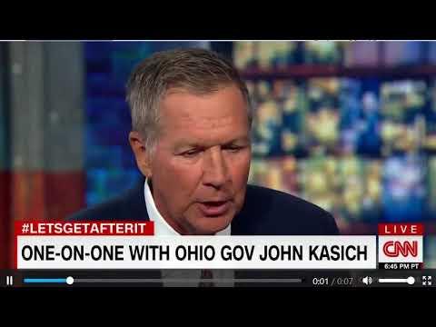 CNN - Kasich Saying John McCain Was Put to Death