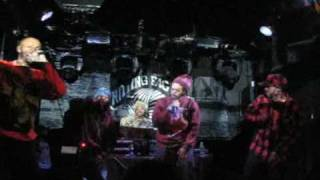 Souls Of Mischief - Thats When Ya Lost Live
