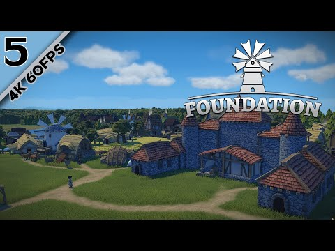 ปราสาทหิน บินไปเลยยย - Foundation #5