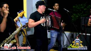 Julio Swing - Maria Morena (Cuartetazo Rincon De Piedra Aug 2015)