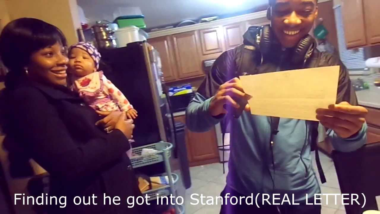 how my brother was accepted and rejected into stanford