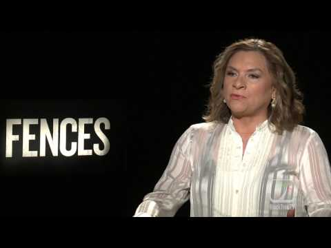 Constanza Romero Wilson Interview for Fences (August Wilson's Widow)