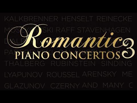 Romantic Piano Concertos 3 | Classical Piano Music of the Romantic Age