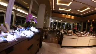 Marina Bay Sands Hotel Chocolate and Cheese Buffet