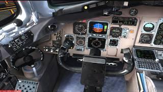[FSX SE] Flythemaddog MD-82 Homecoming.  Oakland to Longbeach California Pt. 1
