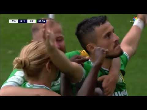 Örebro Hammarby Goals And Highlights