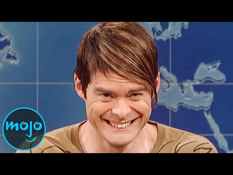 Top 10 Saturday Night Live Members Who Always Break Character