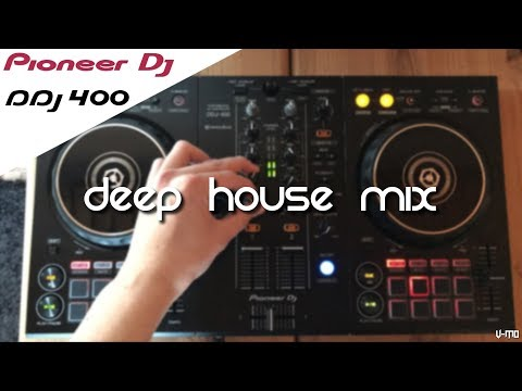 Deep House Mix 2019 | Pioneer DDJ 400 Performance