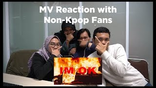 NON-KPOP FANS MV REACTION iKON - I'M OK